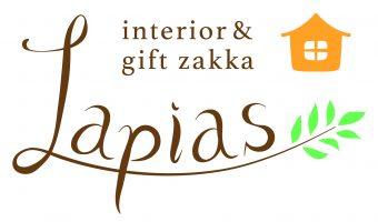 LAPIAS万代家具の中に雑貨のお店がオープン!!