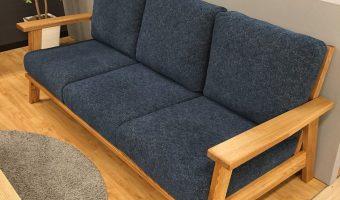木目が綺麗なタモ材を使用した家具をご紹介!!