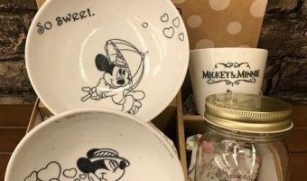 ディズニー&ムーミンの食器が入荷しました!