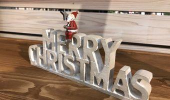 インテリアを彩るクリスマス&サンタグッズ!